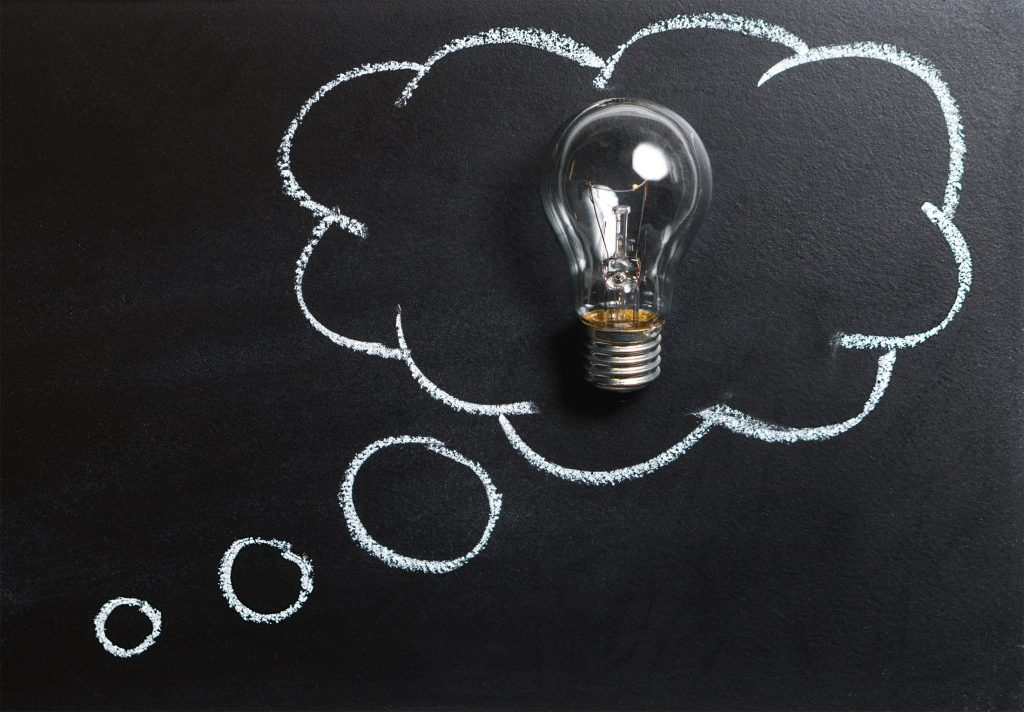 lampadina - idea