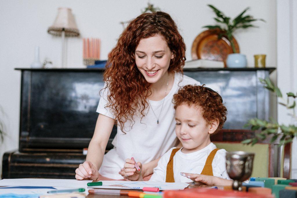 creare giochi con le storie inventate dai bambini